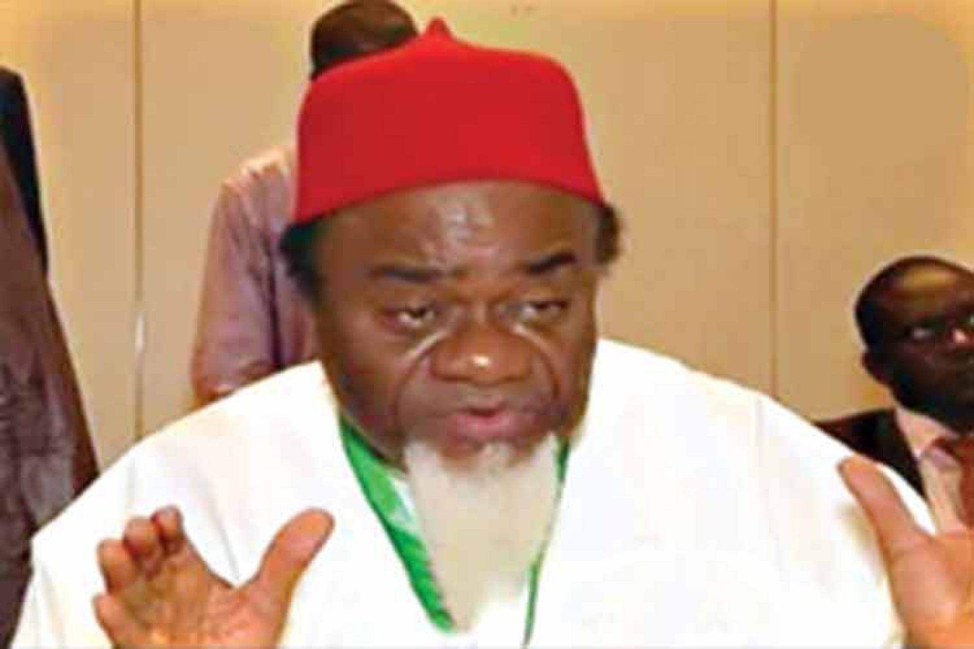 Ex-gov Ezeife urges INEC to conduct credible polls in 2019