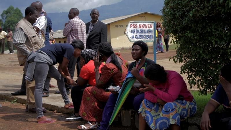 Final Cameroonian abductees released