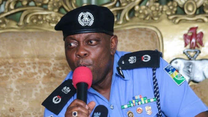 Police arrest robbers who attacked Guardian Newspaper's Editor-In-Chief
