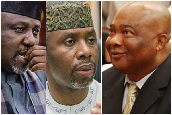 INEC releases another list, includes Uzodinma as Imo APC gov candidate