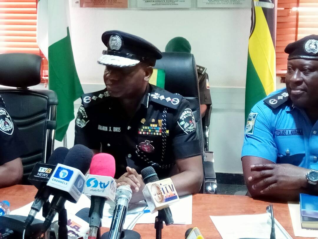 IGP meets with Police chiefs