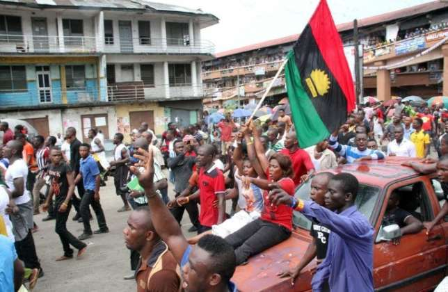 Police parade 33 suspected IPOB members in Anambra