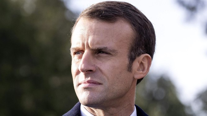 Six suspects detained in 'violent' plot against President Macron
