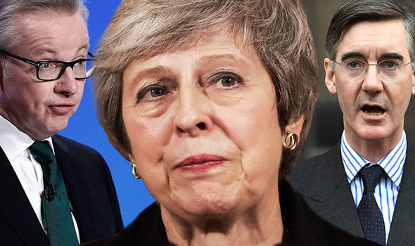 Theresa May suffers huge set back as cabinet ministers quit over Brexit