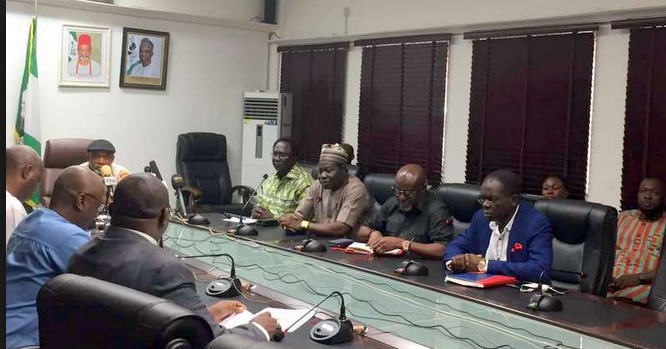 Updated: FG, Labour's meeting over new minimum wage drags into night