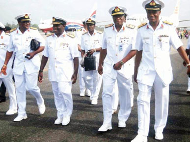 Nigerian Navy promises to support electoral institutions