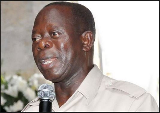 Oshiomhole denies arrest by DSS