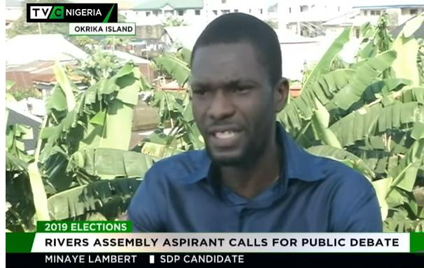 Rivers Assembly aspirant calls for Public debate