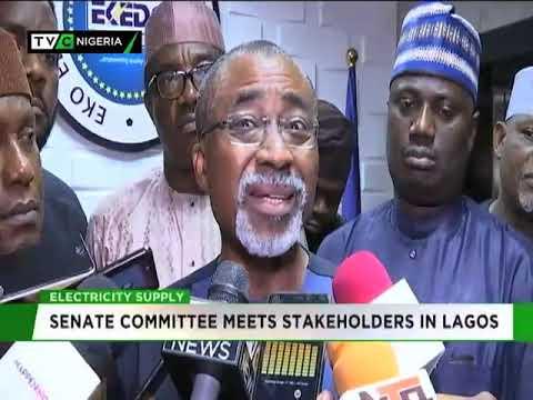 Senate committee on Power meets stakeholders in Lagos