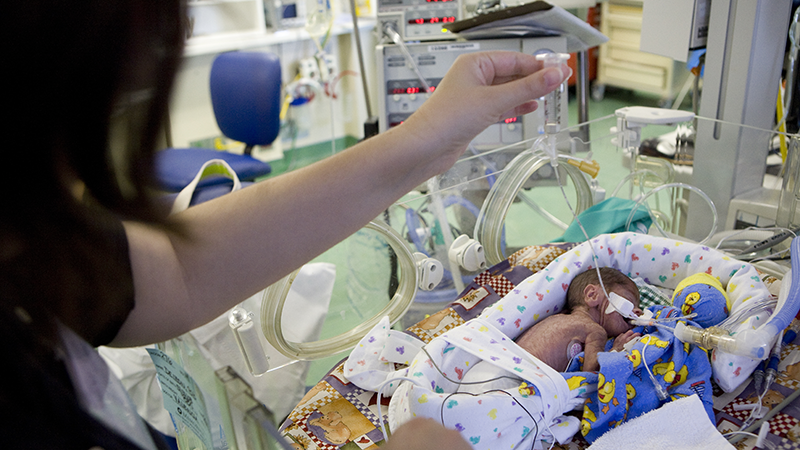 Premature babies: Experts call for increased funding of health sector