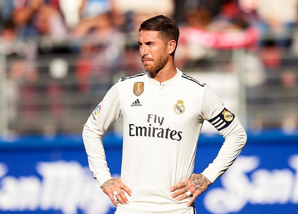 Sergio Ramos denies breaking anti-doping rules
