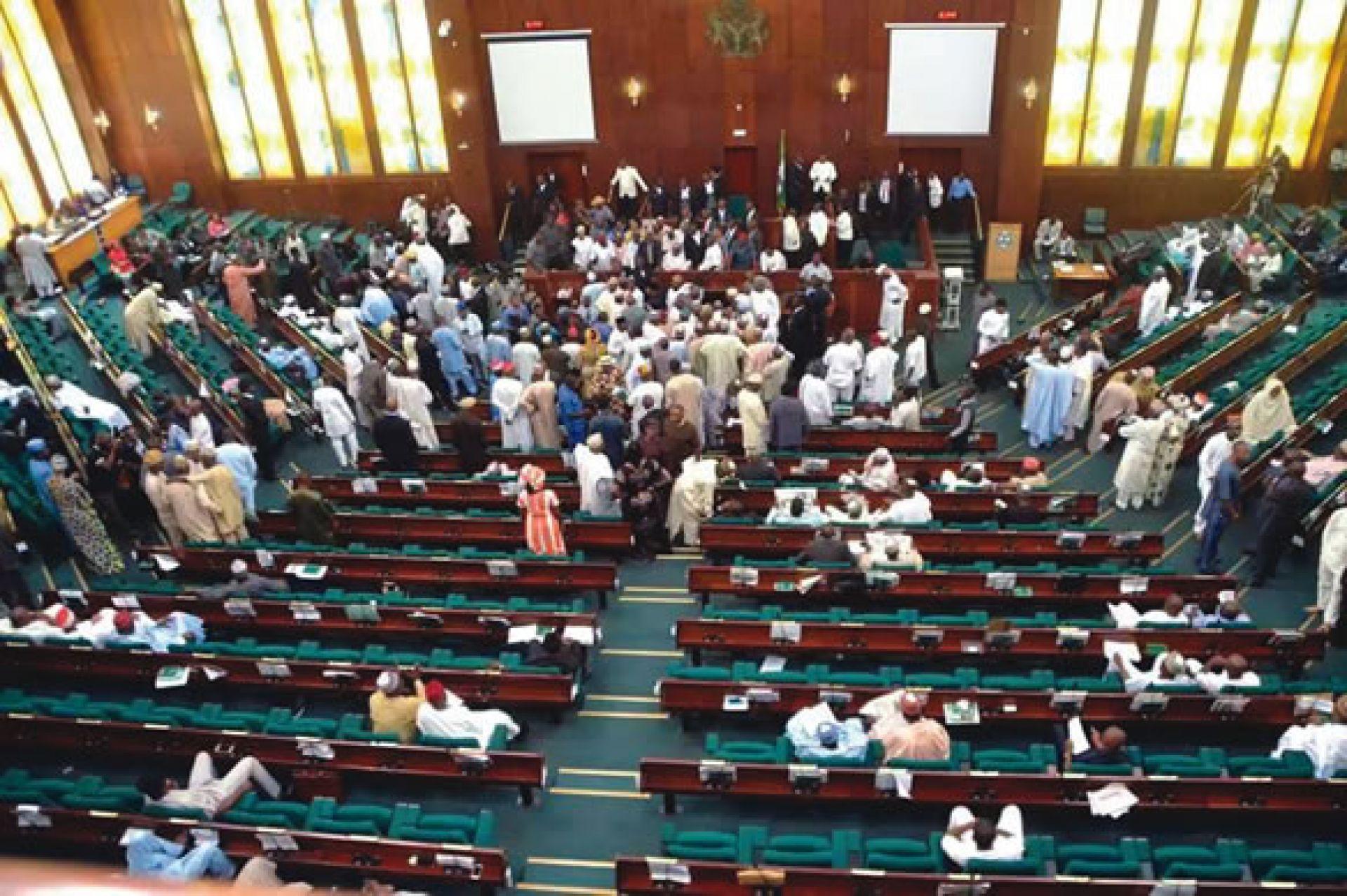 Four House of Reps members dump APC