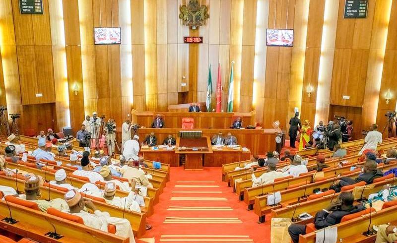 Senate adjourns plenary over lack of quorum