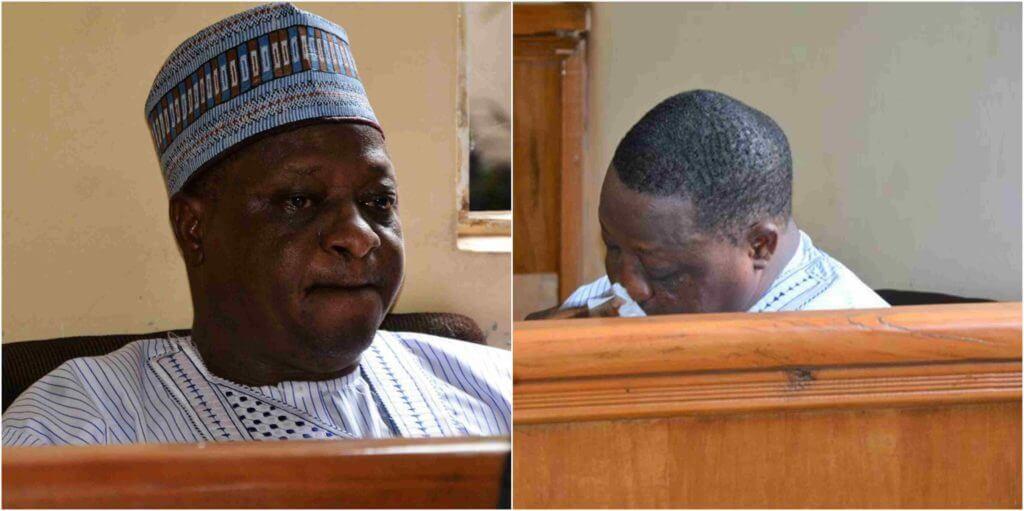 Updated: Court reduces ex-gov Dariye's jail term