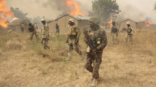 Nigerian Airforce destroys Boko Haram base in Lake Chad