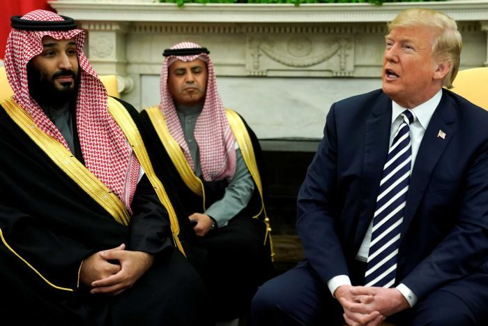 U.S President Trump resolves to stand by Saudi Arabia despite Khashoggi murder