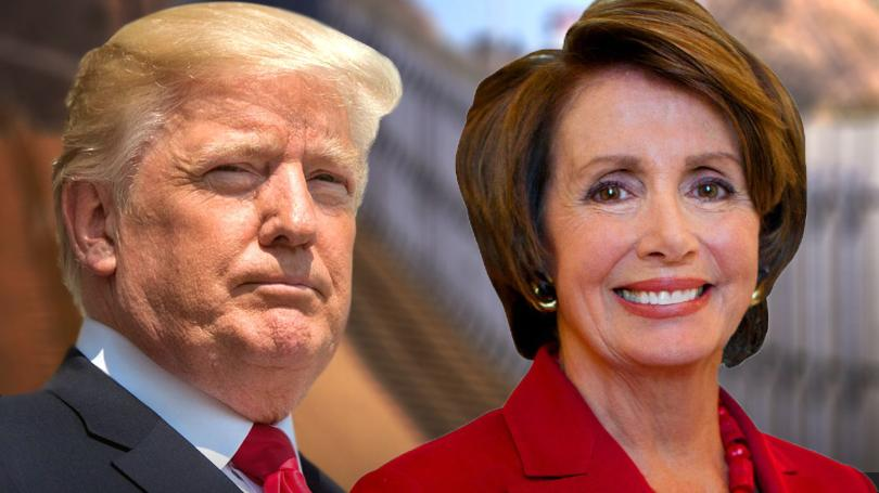 President Trump congratulates Pelosi on Democrats' House win