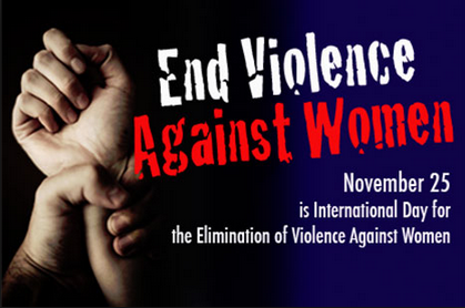 World marks Int'l Day for the elimination of Violence against Women