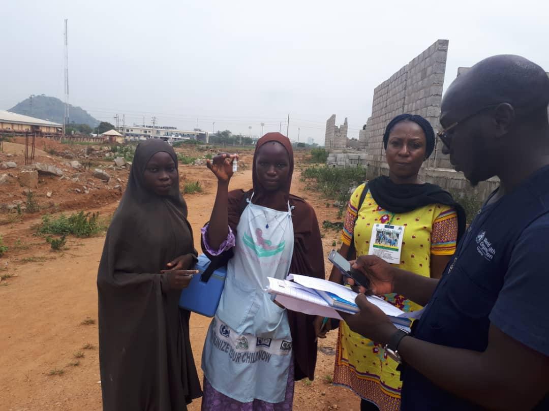 WHO wants FCT parents to ensure children immunize against Polio