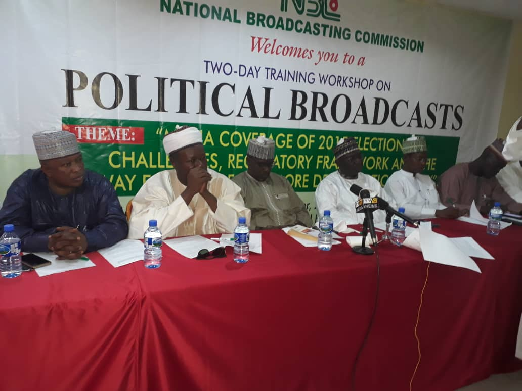 NBC to clampdown on erring media outfits during 2019 elections