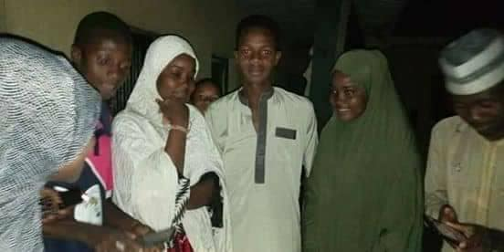 Relatives of abducted Zamfara twins react to girls' freedom