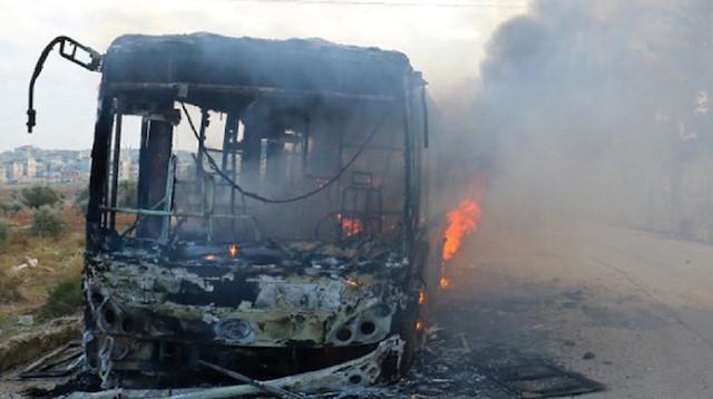 At least 42 feared dead in Zimbabwe bus fire