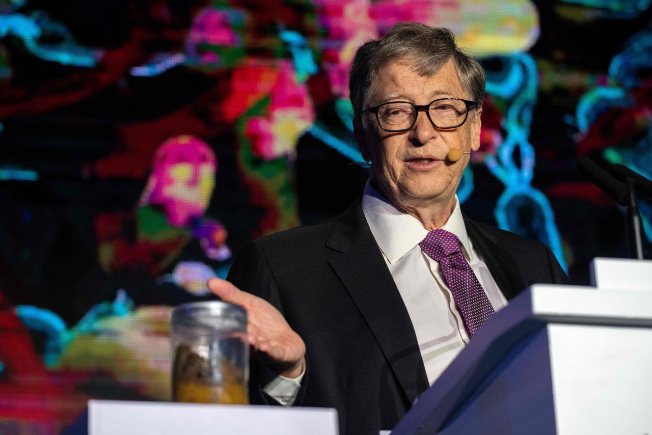 Not enough toilets! says Bill Gates as he supports China's toilet revolution