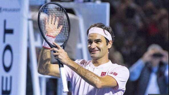 Federer cruises into quarter-finals of the Paris Masters
