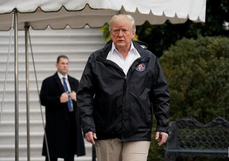 Trump calls CIA assessment of Khashoggi murder premature but possible