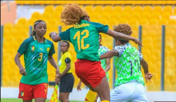 Super Falcons defeat Cameroon to reach AWCON 2018 final, qualify for 2019 Women's World Cup
