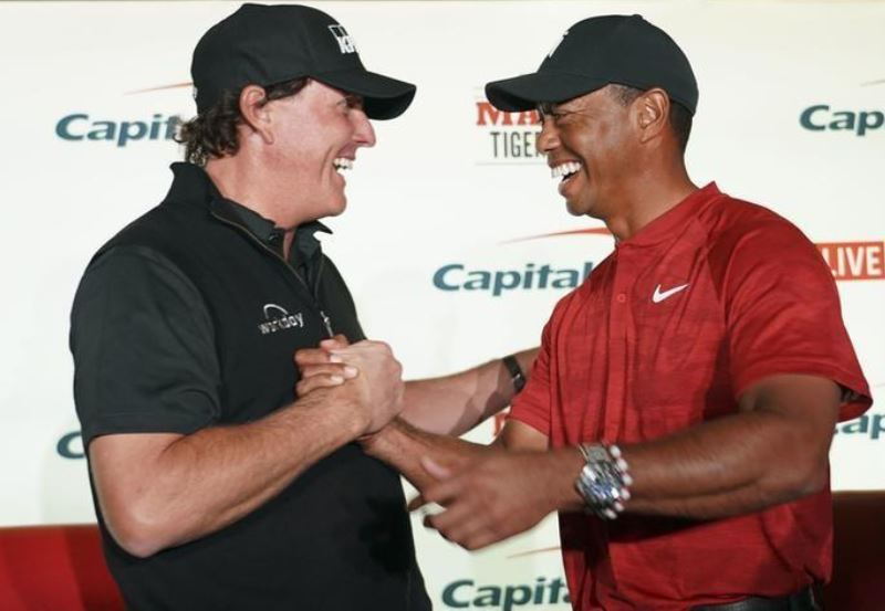 Win over Woods worth more than $9 million – Mickelson