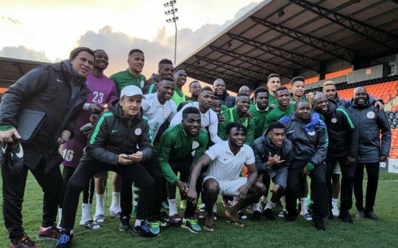 Int'l friendly: Ugandan head coach names 30-man squad for Nigeria match