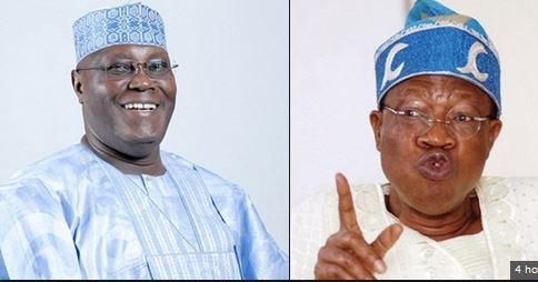 FG cautions U.S on granting visa to Atiku