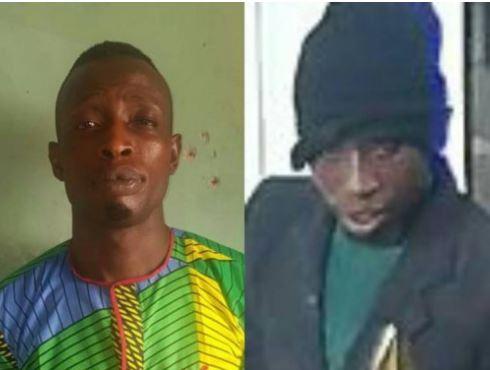 Offa bank robbery prime suspect reported dead