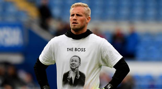 Leicester helicopter crash will forever remain with me –  Schmeichel
