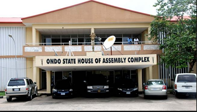 Ondo state Speaker, Deputy impeached over gross misconduct