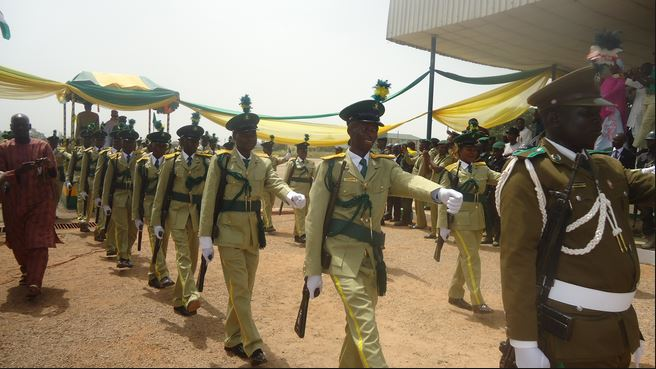 Government approves arms purchase for Nigerian prison guards