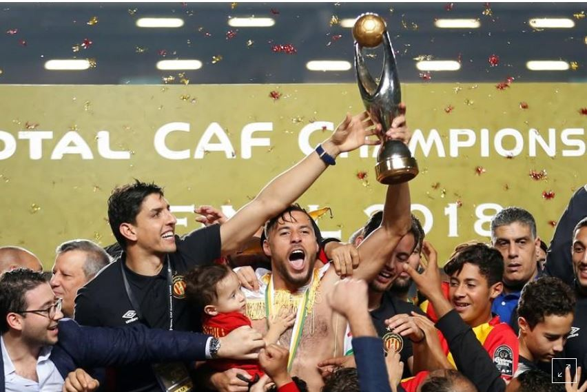 Tunisia's Esperance beats Al Ahly of Egypt, win African Champions League