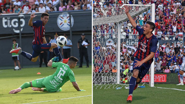 14 yr old Ovelar makes history, becomes youngest goalscorer in Paraguay's derby match