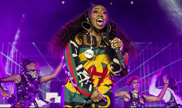 Missy Elliot is first female artiste to be nominated for songwriters hall of fame