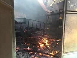 9 children reportedly killed in school fire accident in Uganda