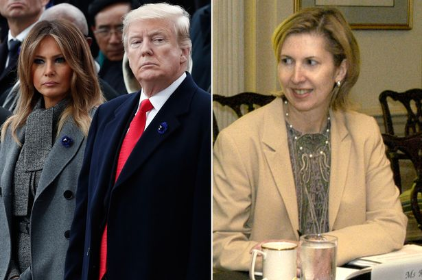 Trump aide Ricardel ousted out of service after showdown with first lady