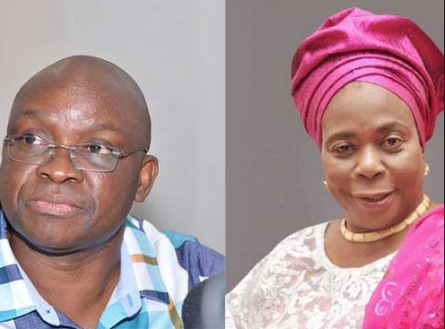 Ekiti PDP removes Fayose, elects Olujimi new leader