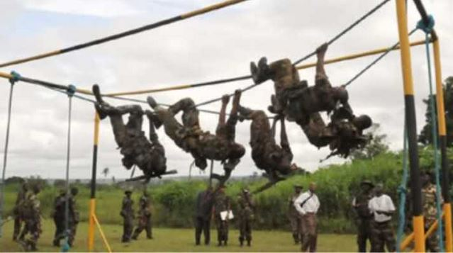 Troops discover illegal militia training camp in Rivers state