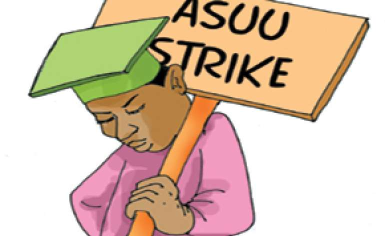 ASUU says not calling off strike until F.G. fully implements all agreements