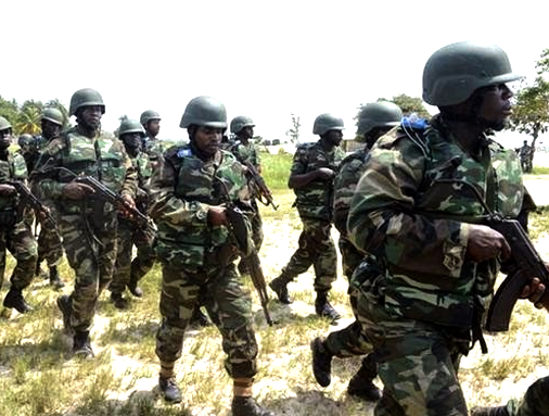 Airforce to deploy troops to trouble spots