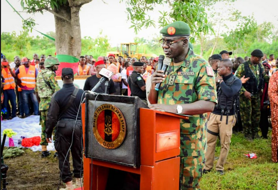We're yet to receive $1bn approved to fight insurgency – Army