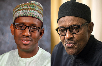 Buhari congratulates Ribadu on global anti-corruption award
