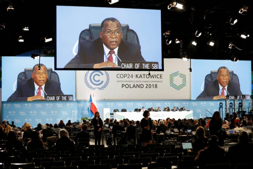 Global warming: climate talks begin in Polish coal city of Katowice