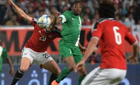 Super Eagles to play Egypt in int'l friendly